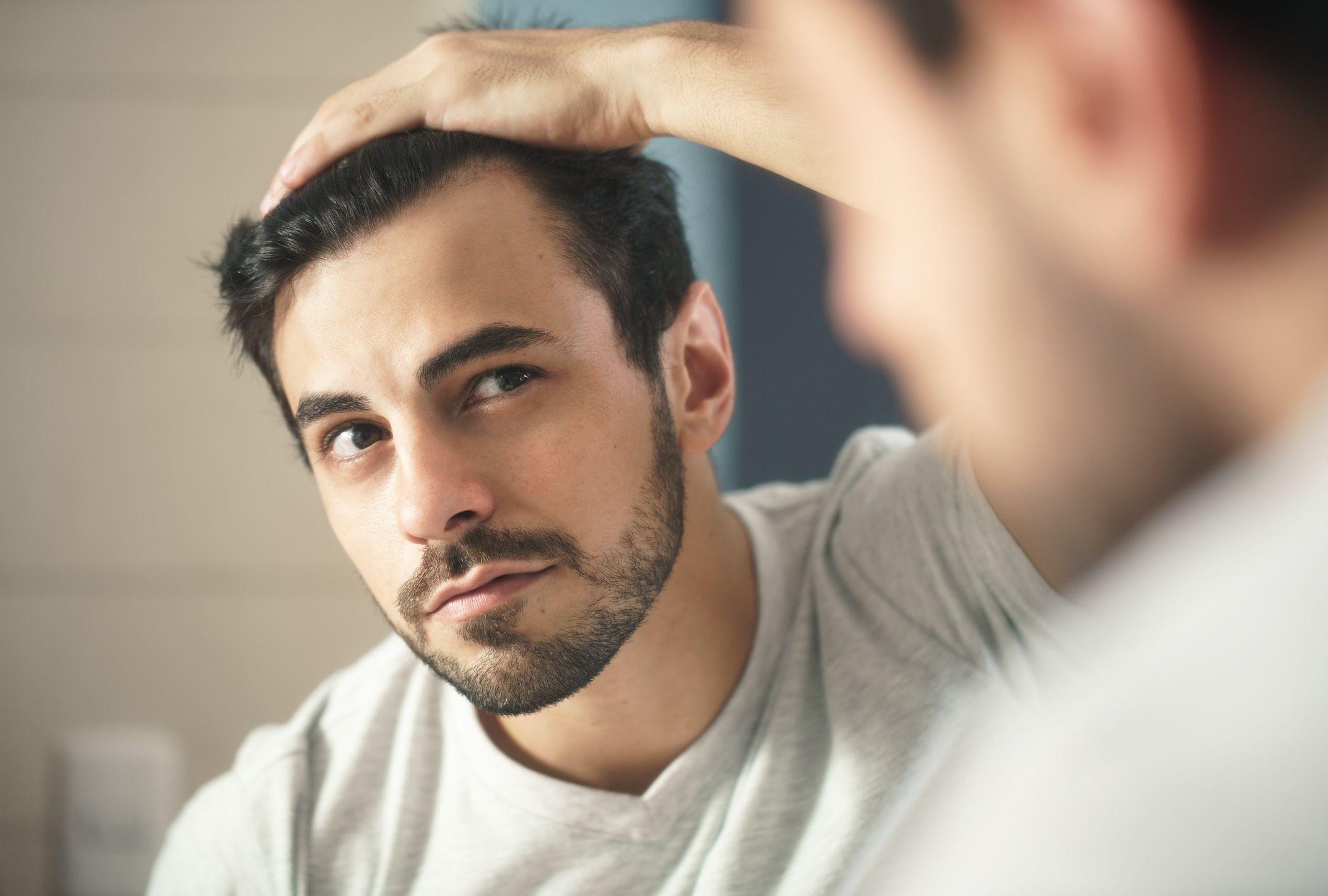 frenar perdida pelo