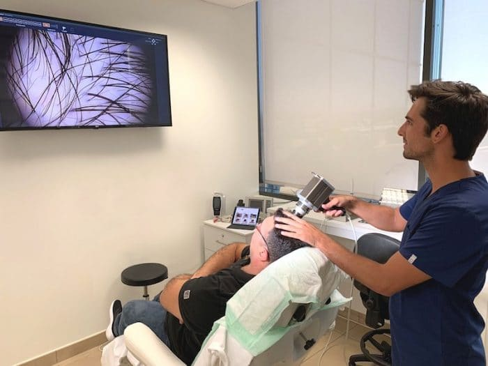 Tecnología diagnóstico Antonio Burgos